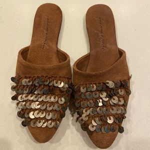 Free people mules